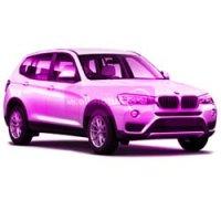 BMW X3 F25 11/2010 - 03/2014