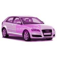 Audi A3 8P1 03/2008 - 06/2012 3/5 Türen