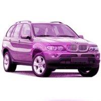 BMW X5 E53 12/2003 - 11/2006