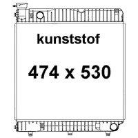 Kühler DIESEL 87-