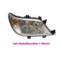 Scheinwerfer Helektrisch H7+H7+H3 elektrisch +Motor...