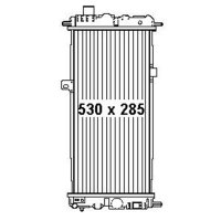 Kühler 1.3-1.4  OPEL CORSA A 02/83-03/93