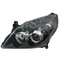 Scheinwerfer DEPO H7+H1 el.v.schwarz -Links (Fahrerseite)...