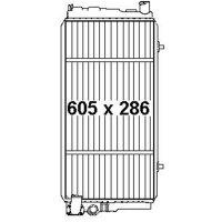 Kühler 1.9 2 REIHE1.8 diesel+automaat  PG 2-05 GTI...