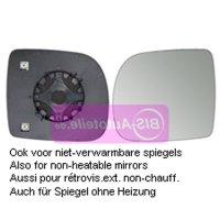 Spiegelglas heizbar+Platte -07/2001 -Links (Fahrerseite)...