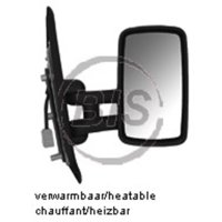 Spiegel elektrisch  verstellbar mittl.Arm MINIBUS - RECHTS