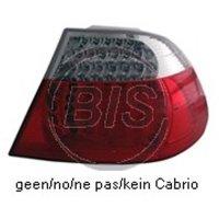 Heckleuchte LED komplett rot/weiss CP -Rechts...