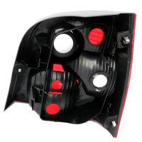 Heckleuchte rot/weiss -Links (Fahrerseite)  VOLKSWAGEN...