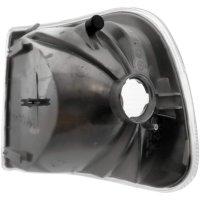 PAAR Blinker Klarglas /Chrom 1R/1L