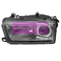 Scheinwerfer  BOSCH H1 + H1 elektrisch  verstelbar - LINKS