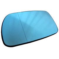 Spiegelglas blau beheizbar mit Platte - LINKS
