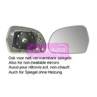 Spiegelglas beheizbar Asphärisch (toter Winkel)...