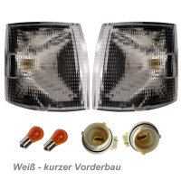 VW TRANSPORTER T4 91 - 03 BLINKER weiß RECHTS LINKS...