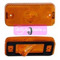 Seitenblinker orange R/L (fur verlangerte Typen) Citroen...
